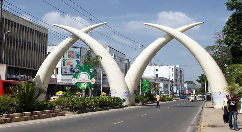 History of Mombasa