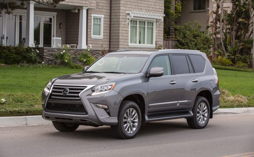 The Lexus GX 460 is one Luxury SUV You Can't Miss Out On In 2019