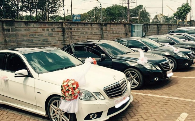 Step By Step Guide To Booking A Wedding Car In Kenya